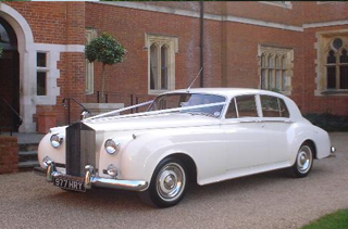 Vintage wedding cars Kingston-Upon-Thames